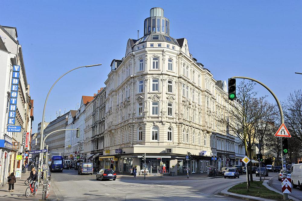 Heute Hamburg